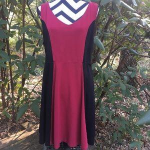 Torrid Colorblock Dress